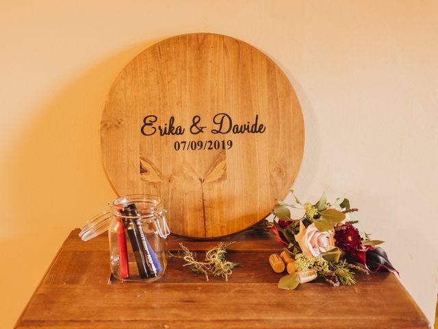 Il matrimonio di Davide e Erika a Casteggio, Pavia 29
