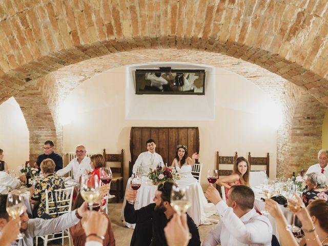 Il matrimonio di Davide e Erika a Casteggio, Pavia 31