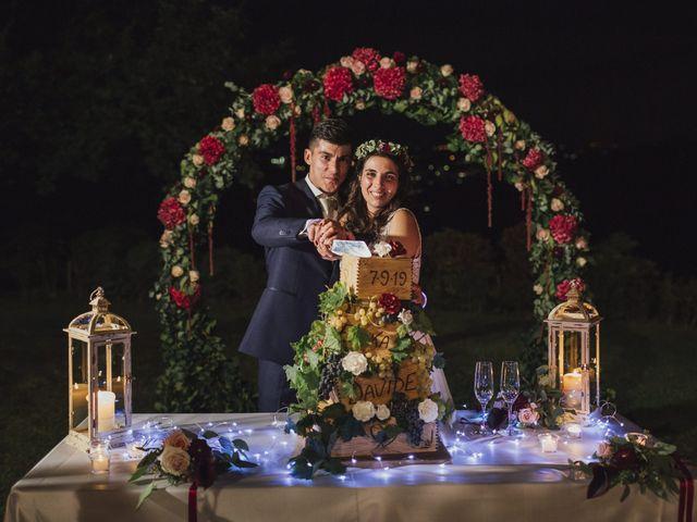 Il matrimonio di Davide e Erika a Casteggio, Pavia 34