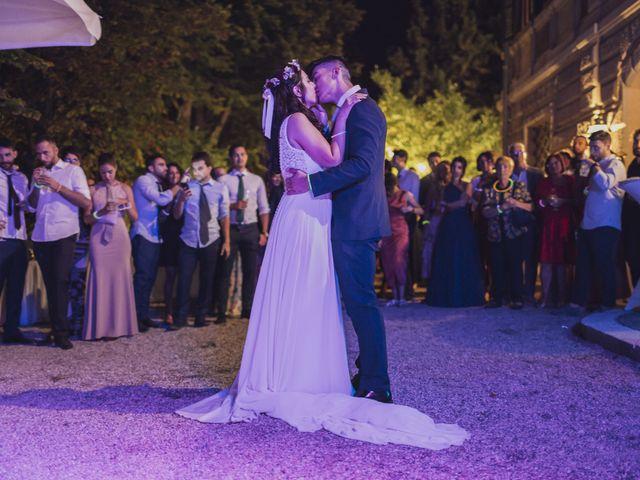 Il matrimonio di Davide e Erika a Casteggio, Pavia 35