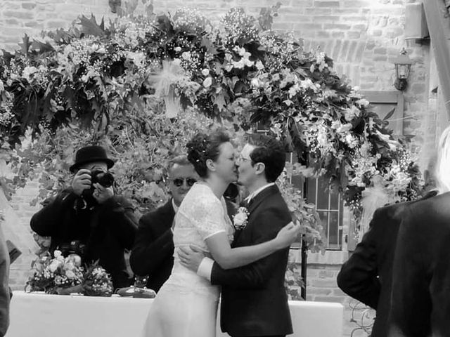 Il matrimonio di Serena e Giuseppe a Cadeo, Piacenza 20