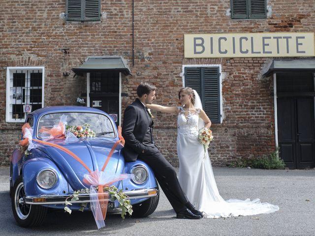 Il matrimonio di Sara e Alessandro a Campiglione Fenile, Torino 15