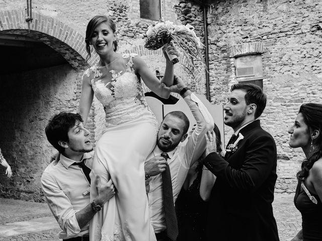 Il matrimonio di Sara e Alessandro a Campiglione Fenile, Torino 17