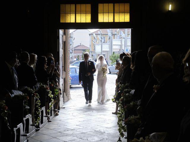 Il matrimonio di Sara e Alessandro a Campiglione Fenile, Torino 21