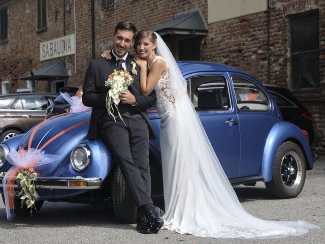 Il matrimonio di Sara e Alessandro a Campiglione Fenile, Torino 22