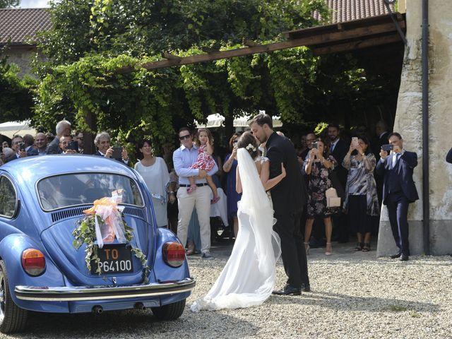 Il matrimonio di Sara e Alessandro a Campiglione Fenile, Torino 24