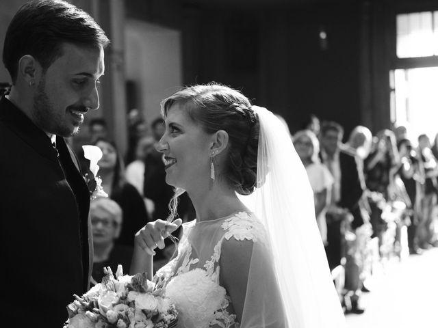 Il matrimonio di Sara e Alessandro a Campiglione Fenile, Torino 28