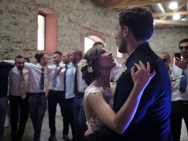Il matrimonio di Sara e Alessandro a Campiglione Fenile, Torino 32