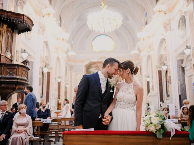 Il matrimonio di Federica e Francesco a Foggia, Foggia 15