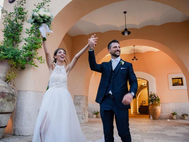 Il matrimonio di Federica e Francesco a Foggia, Foggia 17