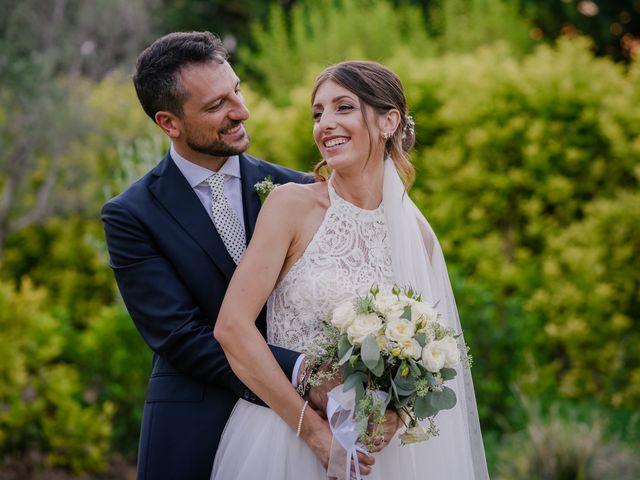 Il matrimonio di Federica e Francesco a Foggia, Foggia 20