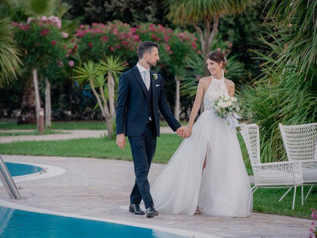 Il matrimonio di Federica e Francesco a Foggia, Foggia 21