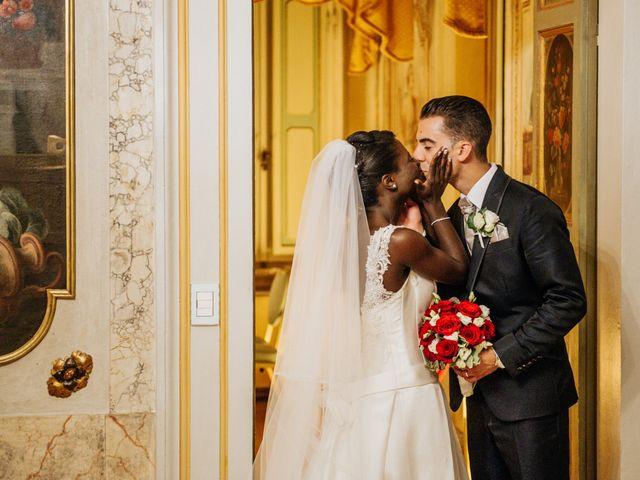 Il matrimonio di Jessica e Francesco a Perugia, Perugia 18