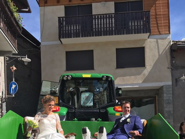 Il matrimonio di Dario e Federica a Sauze d'Oulx, Torino 9