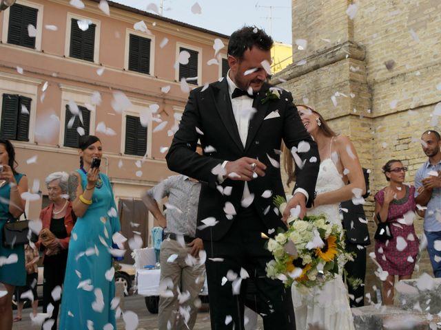 Il matrimonio di davide e beatrice a Senigallia, Ancona 22
