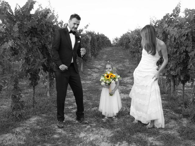 Il matrimonio di davide e beatrice a Senigallia, Ancona 43