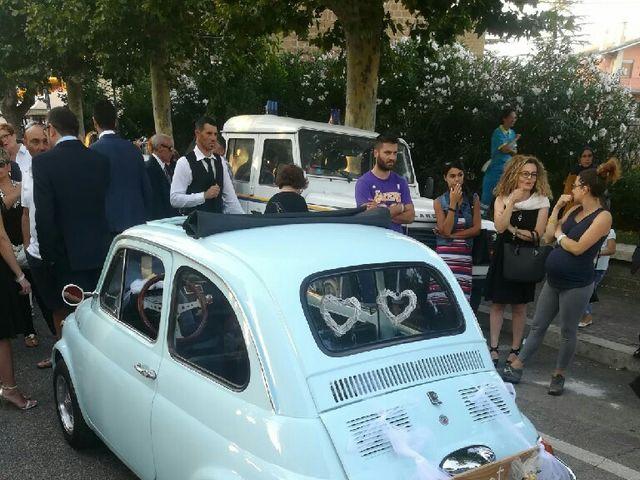Il matrimonio di Luca e Martina  a Vejano, Viterbo 8