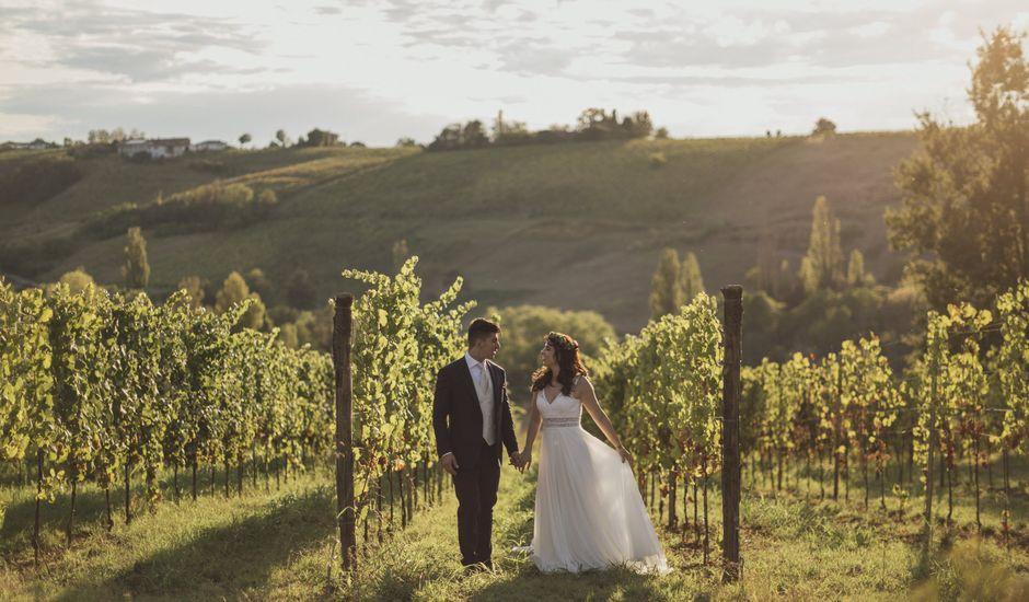 Il matrimonio di Davide e Erika a Casteggio, Pavia