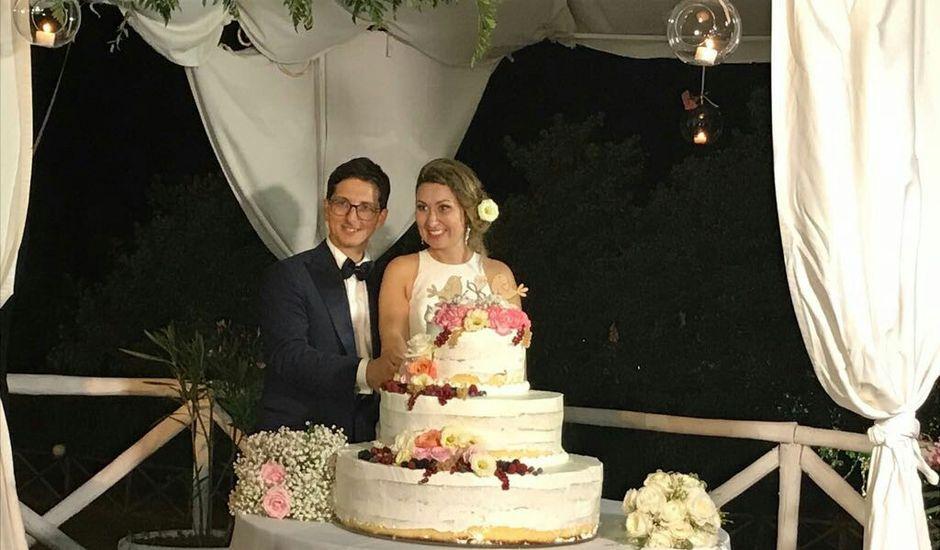 Il matrimonio di Luca e Martina  a Vejano, Viterbo