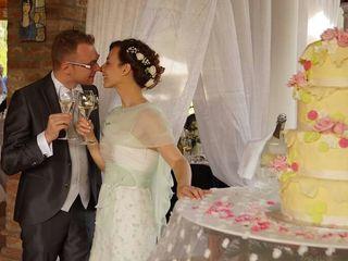 Le nozze di Lisa e Francesco 1