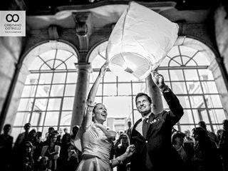 Le nozze di Luciana e Fabio