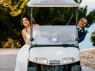Le nozze di Eliana e Antonio