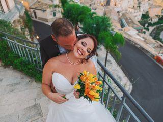 Le nozze di Giordana e Vito