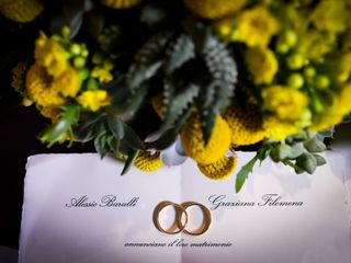 Le nozze di Graziana e Alessio 1