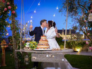 Le nozze di Graziana e Alessio