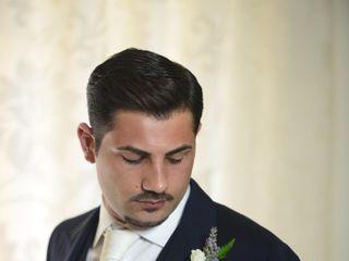 Le nozze di Graziana e Lorenzo 1