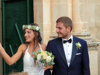 Le nozze di Antonio e Jessica