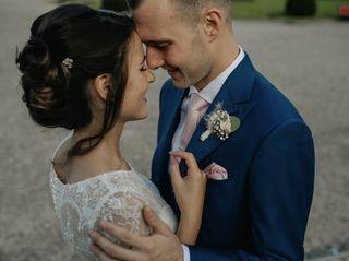 Le nozze di Federica e Thomas