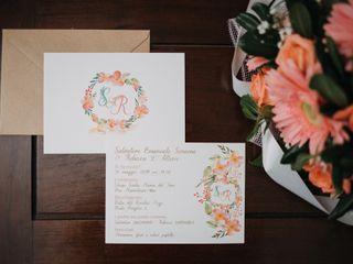 Le nozze di Rebecca e Salvatore 1