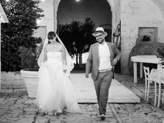 Le nozze di Antonella e Walter