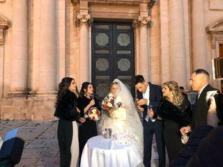 Le nozze di Sharon e Luca
