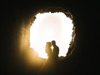 Le nozze di Rachele e Cristiano