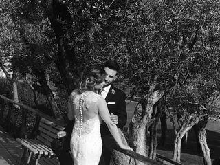 le nozze di Eva e Pasquale 1