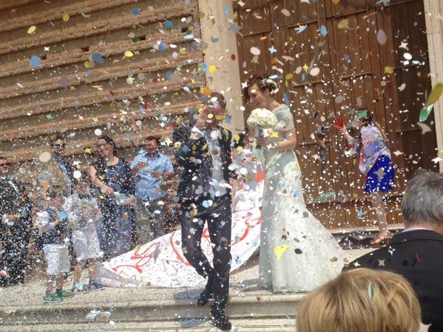 Il matrimonio di Francesco e Lisa a Castelbaldo, Padova 5