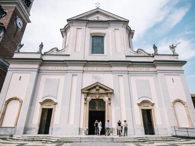 Il matrimonio di Antonio e Anna a Rho, Milano 3