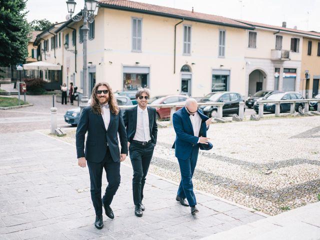 Il matrimonio di Antonio e Anna a Rho, Milano 16