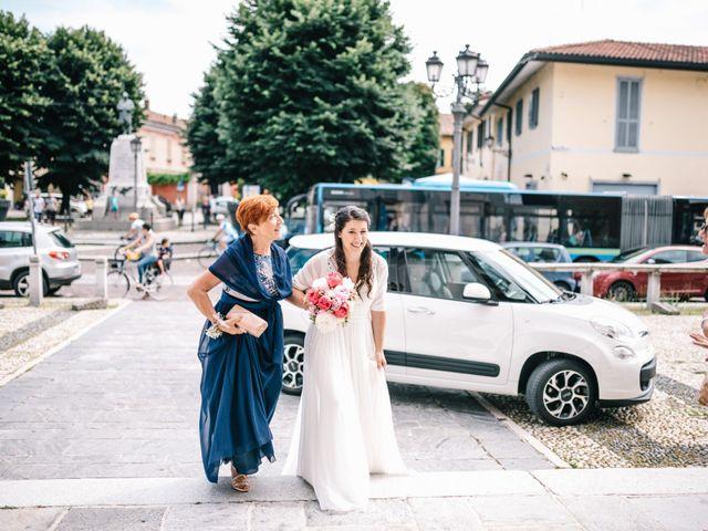 Il matrimonio di Antonio e Anna a Rho, Milano 20