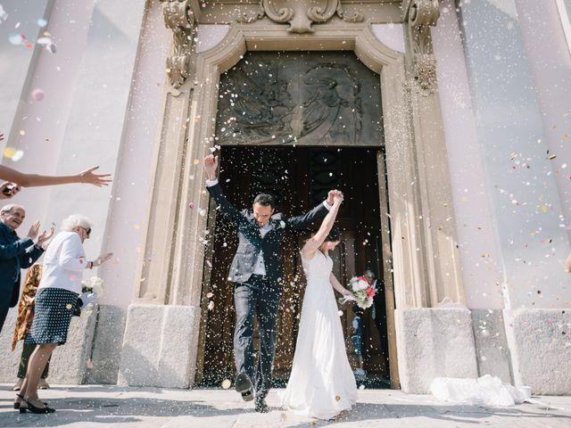 Il matrimonio di Antonio e Anna a Rho, Milano 43