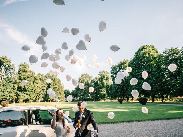 Il matrimonio di Antonio e Anna a Rho, Milano 77