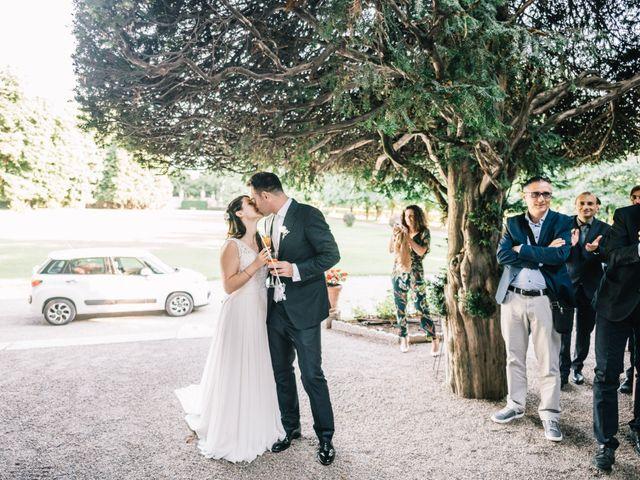 Il matrimonio di Antonio e Anna a Rho, Milano 80