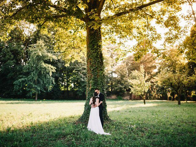 Il matrimonio di Antonio e Anna a Rho, Milano 87