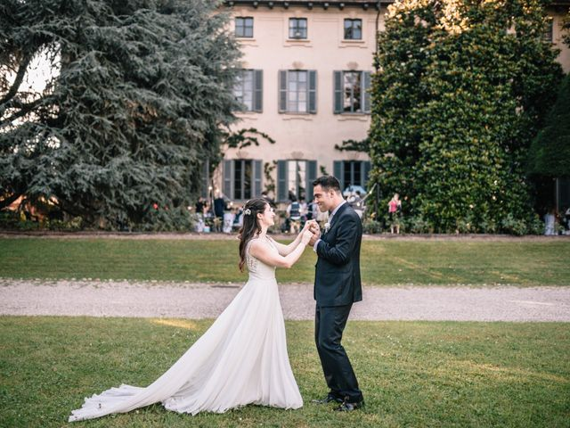 Il matrimonio di Antonio e Anna a Rho, Milano 105