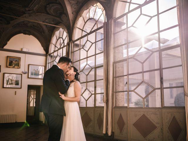 Il matrimonio di Antonio e Anna a Rho, Milano 111
