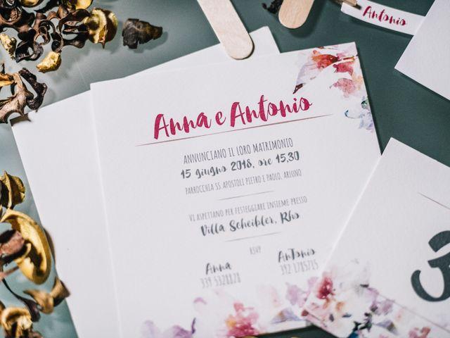 Il matrimonio di Antonio e Anna a Rho, Milano 136