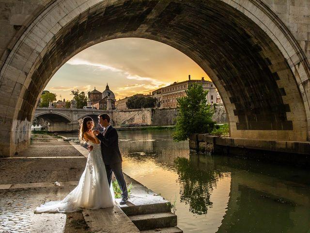 Il matrimonio di Massimo e Viviana a Roma, Roma 2