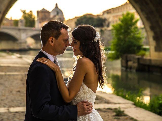 Il matrimonio di Massimo e Viviana a Roma, Roma 3